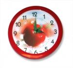 Часы цветные «Вега»